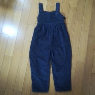キャラメルベビー&チャイルド(Caramel baby&child )の新品☆ little cotton clothes  サロペット(パンツ/スパッツ)