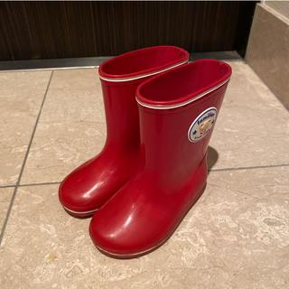 ファミリア(familiar)のファミリア 子供用長靴(長靴/レインシューズ)