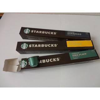 スターバックスコーヒー(Starbucks Coffee)のネスプレッソ スタバ コーヒーカプセル(その他)