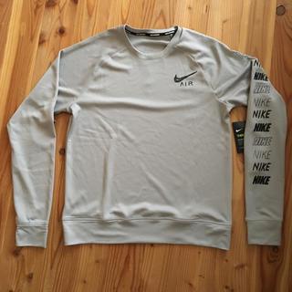 NIKE - 【値下げ】NIKE 長袖Tシャツ グレー 新品