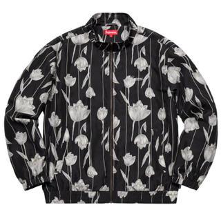 シュプリーム(Supreme)のSupreme Floral Silk Track Jacket M(ブルゾン)