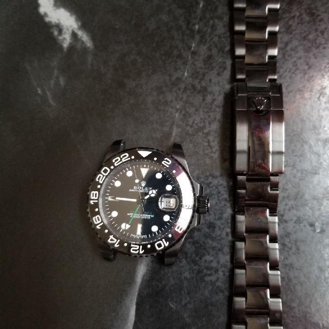 ROLEX - ジャンク時計ロレックス風です。の通販