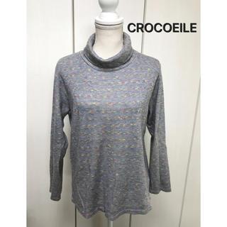 CROCOEILE トップス(カットソー(長袖/七分))