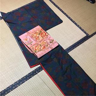 高級 大島紬 着物(着物)