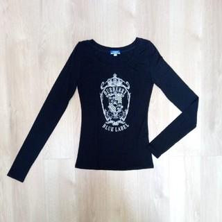 バーバリーブルーレーベル(BURBERRY BLUE LABEL)のBURBERRY BLUE LABEL 長袖Tシャツ(Tシャツ(長袖/七分))