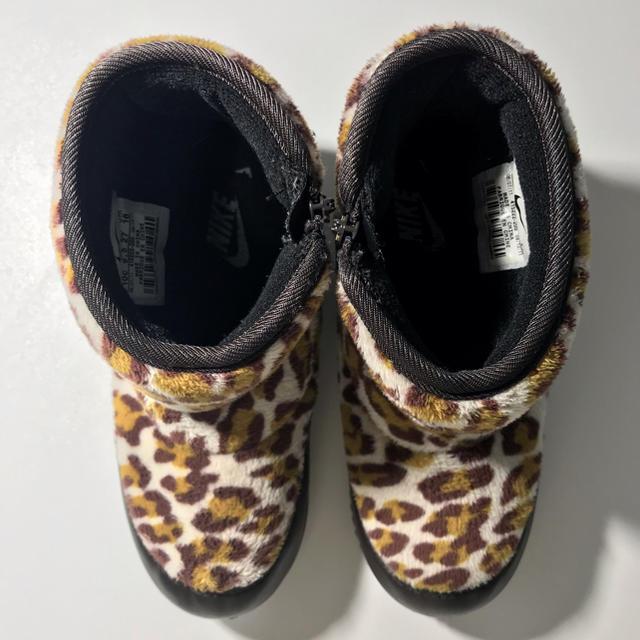 NIKE(ナイキ)のナイキスノーブーツ16㎝☆少し大きめ☆ キッズ/ベビー/マタニティのキッズ靴/シューズ(15cm~)(ブーツ)の商品写真