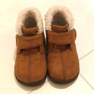 ムジルシリョウヒン(MUJI (無印良品))のブーツ キッズ 女の子 13cm  無印良品(ブーツ)