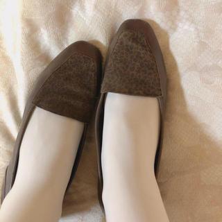 Lochie - vintage leopard shoes
