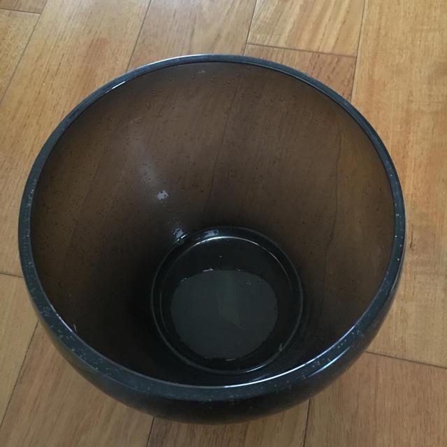 Francfranc(フランフラン)の透明感のある素敵な花器 インテリア/住まい/日用品のインテリア小物(花瓶)の商品写真