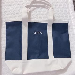 シップス(SHIPS)の新品 未使用 SHIPS トートバッグ(トートバッグ)