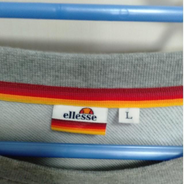ellesse(エレッセ)のellesse エレッセ スウェット メンズのトップス(スウェット)の商品写真