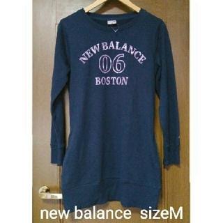 ニューバランス(New Balance)の値下⭐️洗濯のみ☺️new balance トレーナー sizeM(トレーナー/スウェット)