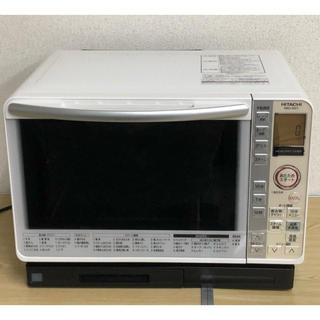 日立☆加熱水蒸気オーブンレンジ MRO-MS7