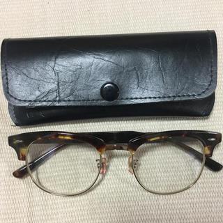 フリークスストア(FREAK'S STORE)のミスターハーツ 伊達眼鏡(サングラス/メガネ)