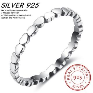 シルバー925 リング メンズ レディース 指輪 シルバー 16号(リング(指輪))