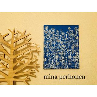 ミナペルホネン(mina perhonen)のミナペルホネン letter of flower ファブリックパネル【ロゴ入り】(ウェルカムボード)