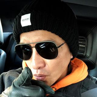 """ベドウィン(BEDWIN)のCARPE DIEM Ex.WATCH CAP """"ROBERT"""" (BLACK)(ニット帽/ビーニー)"""
