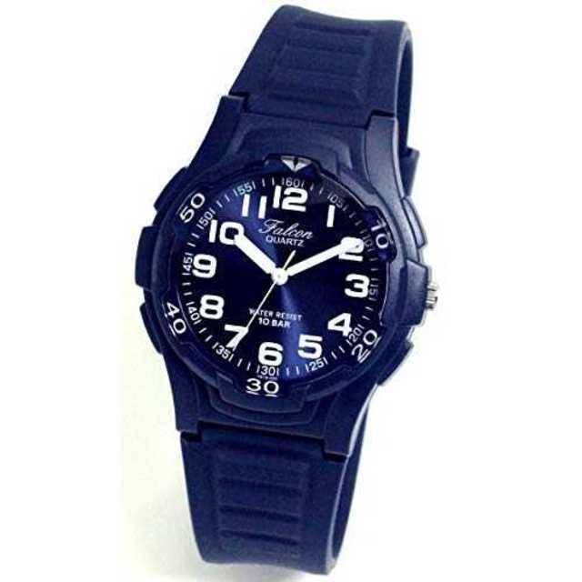 ネイビーホワイト[シチズン Q&Q] 腕時計 ウォッチ 腕時計 10気圧防水 ラの通販