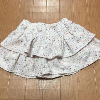 バービー(Barbie)のミニスカート風キュロット(スカート)