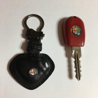 アルファロメオ(Alfa Romeo)のアルハァロメオ(ALFA ROMEO)GTVのステキなキー(車外アクセサリ)