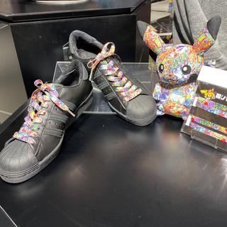ポケモン(ポケモン)の渋谷パルコ限定 靴紐2本セット PARCO ポケセン シブヤ 靴ひも(その他)