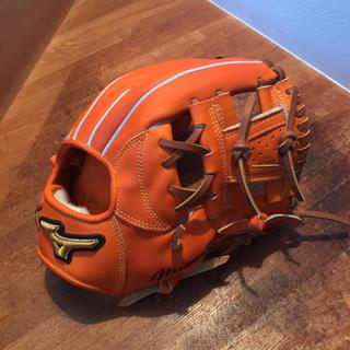 ミズノ(MIZUNO)のミズノプロ 軟式用 最新モデル 内野用(野球)