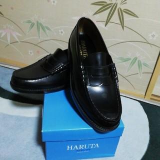 ハルタ(HARUTA)のローファー ハルタ 25.5㎝ EEE(ドレス/ビジネス)