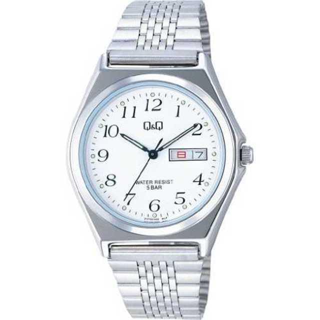 文字盤色-ホワイト[シチズン キューアンドキュー]CITIZEN Q&Q 腕時計の通販