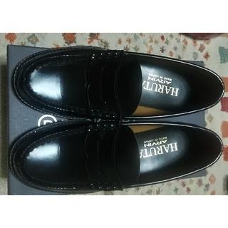 ハルタ(HARUTA)の日本製 ハルタ メンズ ローファー  3E EEE 24 通学靴 学生 紳士靴 (その他)