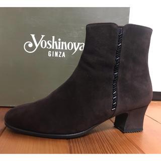 ショートブーツ【Yoshimoto GiNZA】※未使用(ブーツ)