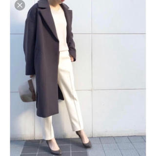 IENA - 【新品未使用】イエナ IENA センタープレス パンツ