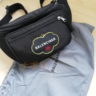 バレンシアガ(Balenciaga)のバレンシアガ ナイロン ボディバッグ ブラック(ショルダーバッグ)