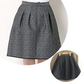 ジャスグリッティー(JUSGLITTY)のジャスグリッティー  ツィードスカート(ひざ丈スカート)