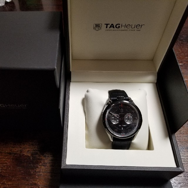 TAG Heuer - TAG Heuer CARERA 1887自社ムーブメントの通販