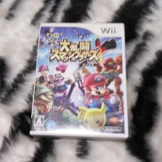 大乱闘スマッシュブラザーズX Wii(家庭用ゲームソフト)