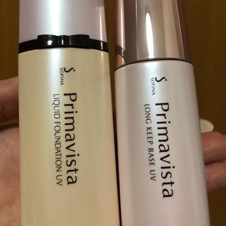 プリマヴィスタ(Primavista)のプリマヴィスタ/化粧下地ファンデセット(ファンデーション)