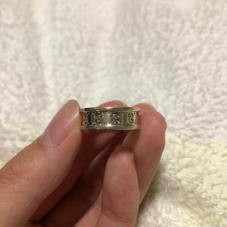 グッチ(Gucci)のGUCCI シルバーリング メンズ(リング(指輪))