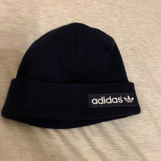 アディダス(adidas)のadidas original ニット帽(ニット帽/ビーニー)