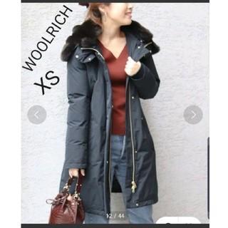 ウールリッチ(WOOLRICH)の2018W WOOLRICH ボウブリッジ XS ネイビー スピック&スパン別注(ダウンコート)