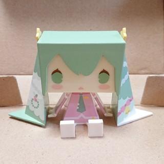 グッドスマイルカンパニー(GOOD SMILE COMPANY)の初音ミク グラフィグABS クリスマスver(アニメ/ゲーム)