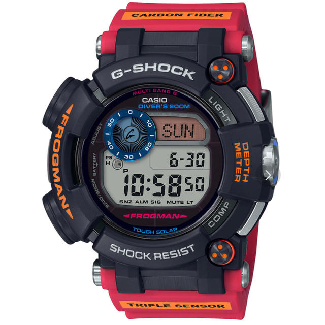 G-SHOCK - 南極調査ROVコラボレーションモデル GWF-D1000ARR-1JR 新品!の通販