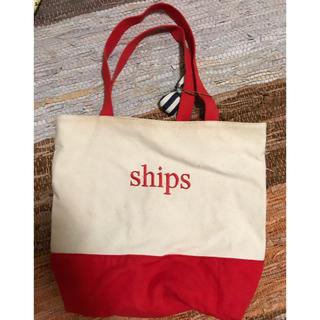 シップス(SHIPS)のトートバック ハンドバック(トートバッグ)