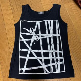 エルメス(Hermes)のHERMES タンクトップ(Tシャツ(半袖/袖なし))