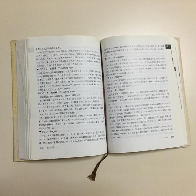 聖書辞典 新共同訳 小型版の通販 by のえまむ's shop ラクマ