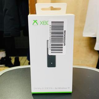 エックスボックス(Xbox)の Xbox ワイヤレス アダプター for Windows 10(PC周辺機器)