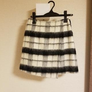 MERCURYDUO - マーキュリーデュオラップ風スカート