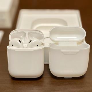 アップル(Apple)のApple Airpods(ヘッドフォン/イヤフォン)