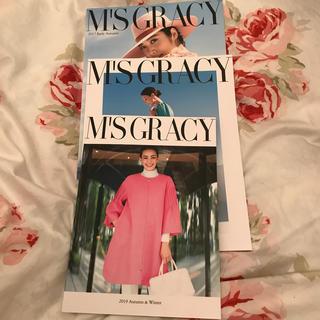 エムズグレイシー(M'S GRACY)のM'sグレイシー  カタログ(その他)