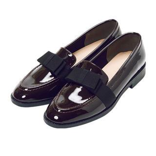 ユメテンボウ(夢展望)のローファー(ローファー/革靴)