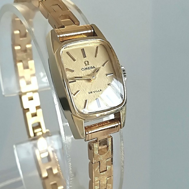 OMEGA - ⭐OH済 綺麗 オメガ 新品ベルト レディースウォッチ 時計 卒業式も ギリ美品の通販